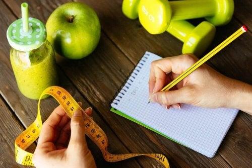 Miten pudottaa painoa ilman kärsimystä?
