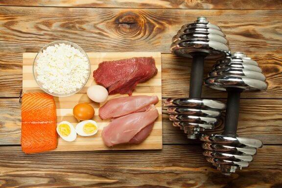 10 lihasmassan rakentumista edistävää ruokaa