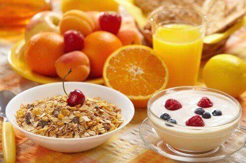 Aamiaisen väliinjättö voi olla painonpudotuksen esteenä