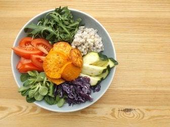 Kasviksilla on tärkeä merkitys uudessa ruokapyramidissa