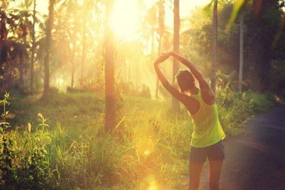 Koko vartalon venyttely parantaa oloa