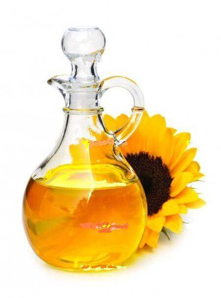 E-vitamiinia auringonkukkaöljystä