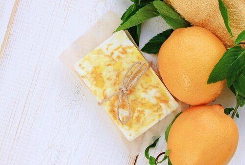 appelsiinisaippua