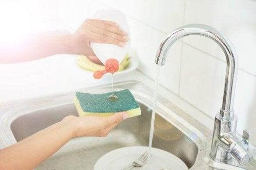 Keittiösienten desinfiointi: 5 vinkkiä