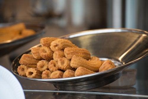 Näin valmistat gluteenittomat churrot