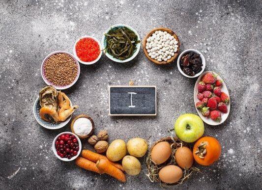 Sisällytä näitä jodipitoisia ruokia ruokavalioosi