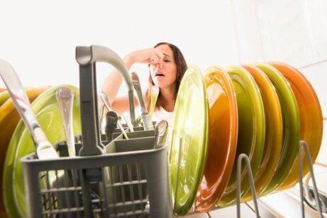 Keittiöpyyhkeistä voi lähteä pahaa hajua