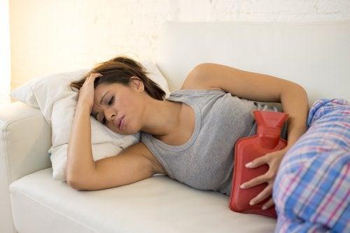 Krooninen stressi voi pahentaa kuukautiskipuja