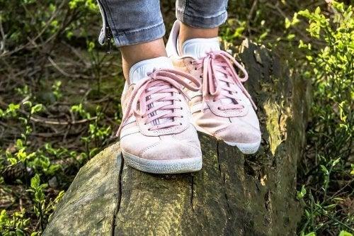 sopivat kengät estävät jalkojen huonoa verenkiertoa