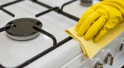 lieden ja mikron puhdistaminen