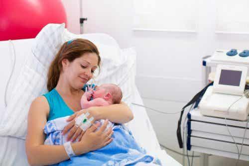 Kuinka pitää huolta kehosta synnytyksen jälkeen?