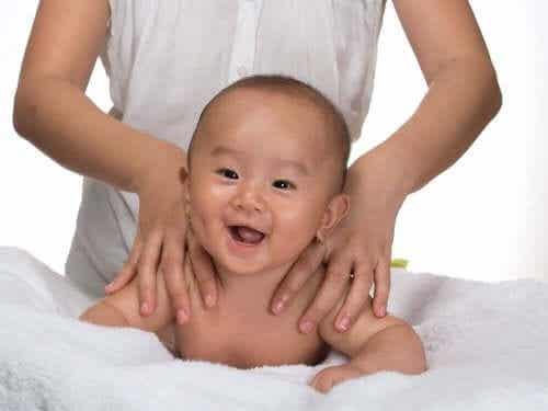 Mitkä ovat parhaat vauvahieronnat?