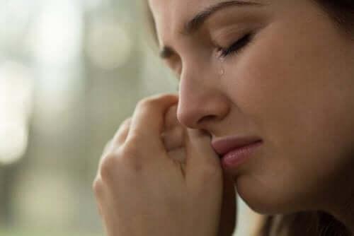 Anna kyynelten tulla: itkemisen hyödyt