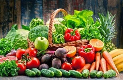 Kasvikset lihasmassan lisääjinä: 6 parasta valintaa