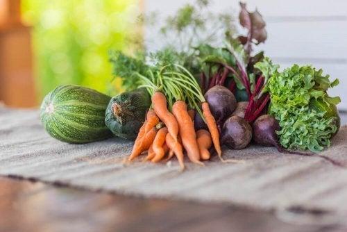 3 maittavaa ruokaa kauden kasviksista