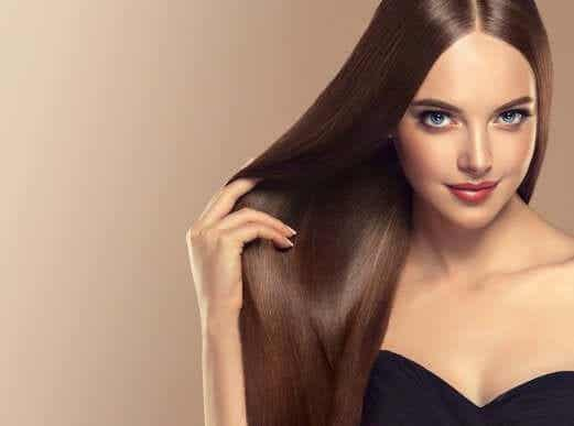 Haluatko kiiltävät ja pehmeät hiukset?