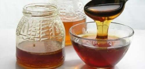 hunajaa