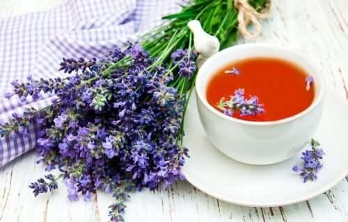 Laventelin tuoksu auttaa rentoutumaan ja nukkumaan paremmin