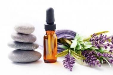 laventeliöljyä hermostuneisuuden lievittämiseen