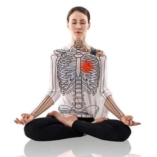 Jooga voi auttaa korkean verenpaineen hallinnassa
