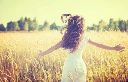 Rentouttava päivä maaseudulla on hyvä apu stressiin