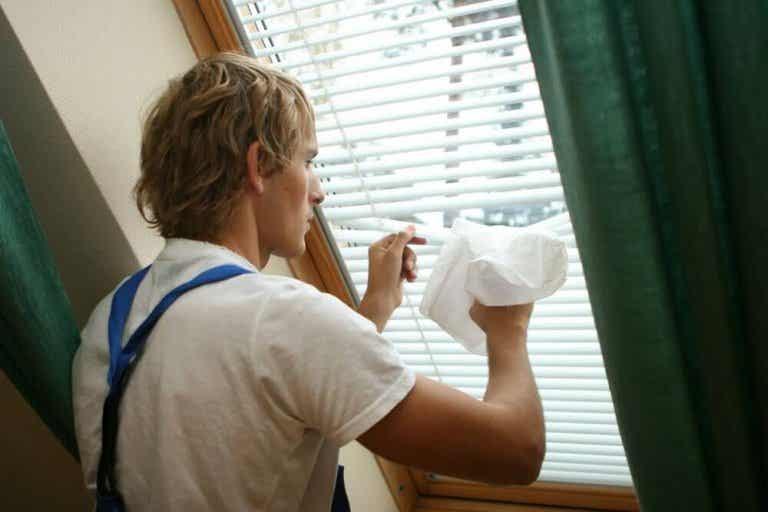 Sälekaihtimien puhdistus tehokkaasti