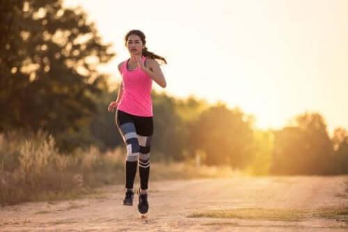 Juoksu on loistava ulkoliikuntalaji