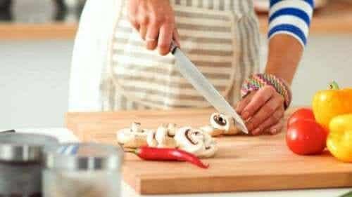 Herkkusienten syöminen hyödyttää terveyttä