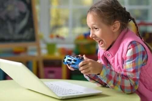 Milloin lapsi on riippuvainen videopeleistä?