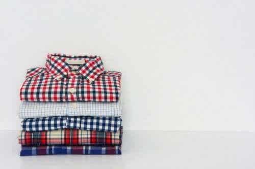 Kuinka viikata paidat ennätysajassa