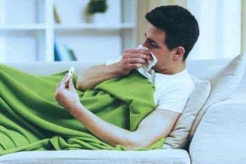 Flunssa vai influenssa? Nämä ovat tärkeimmät erot