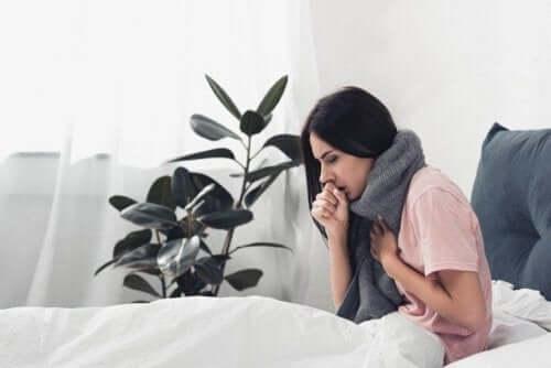 onkohan naisella flunssa vai influenssa