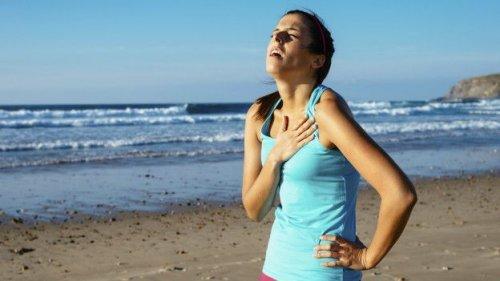 hengitys paranee