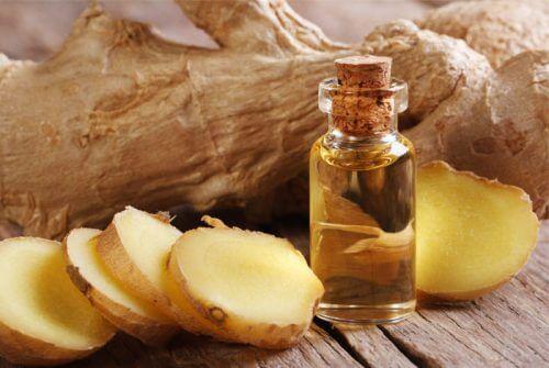 Inkivääristä valmistettu öljy lievittää tulehdustiloja luonnollisesti