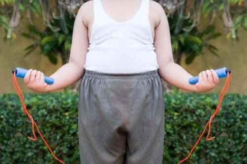 lapsen liikalihavuuden torjunta
