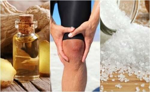 5 rentouttavaa luontaishoitoa polvikivun lievittämiseen