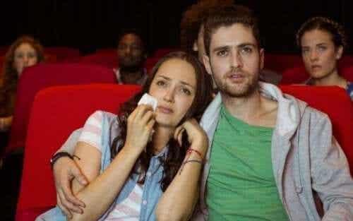 Romanttisia elokuvia, jotka saavat itkemään