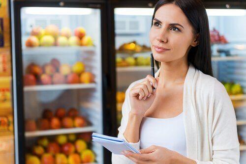 Tuoteseloste auttaa tekemään terveellisiä ruokavalintoja