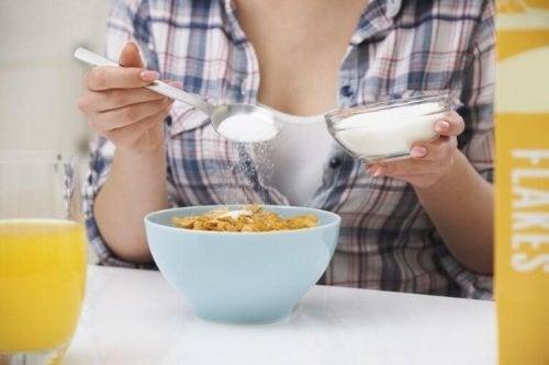 Sokerimurot kannattaa korvata täysjyväviljoilla