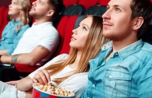 Elokuvat voivat nostaa tunteet pintaan