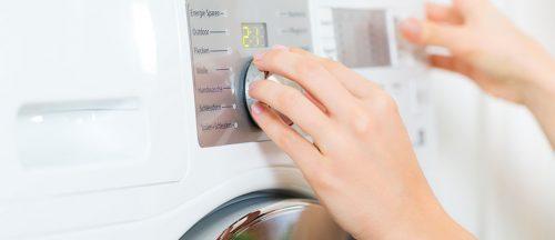 Oikea pesuohjelma pidentää vaatteen käyttöikää