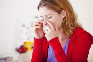 minttuteen terveysominaisuudet: auttaa flunssaan