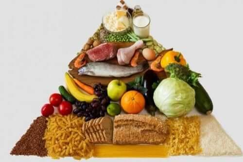 Tuoteseloste auttaa terveellisen ruokavalion koostamisessa