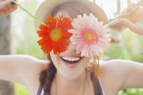 Sisäinen onnellisuus on yhtä tärkeää kuin ulkoinen olemus