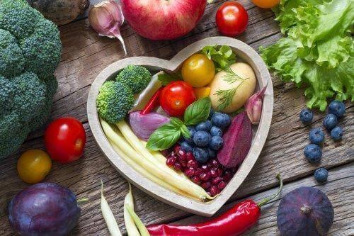 terveellisempi ruokavalio