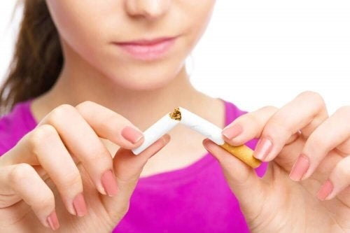 5 nopeasti ilmenevää vaikutusta tupakoinnin lopettamisesta