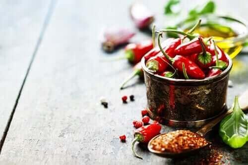 virtsankarkailua voi estää olemalla syömättä tulisia ruokia