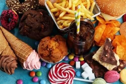 Kahdeksan epäterveellistä ruokaa, joita tulisi välttää