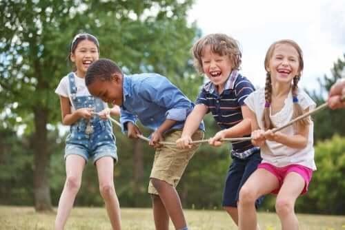 Aktiviteeteista ylikuormittuneet lapset