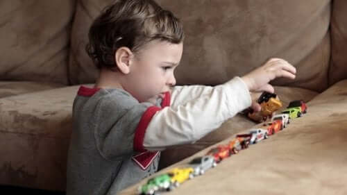 Autistilapset eivät osallistu symbolisiin leikkeihin